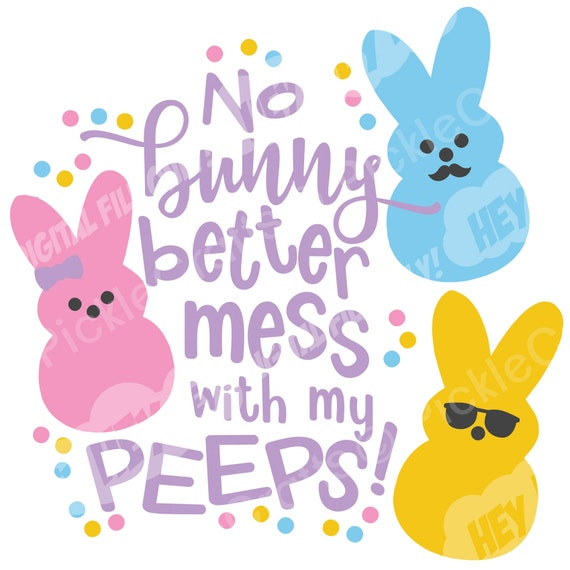 crafts sublimation design transfer paper instant download digital file Easter Chillin/' with my peeps PNG file for printing
