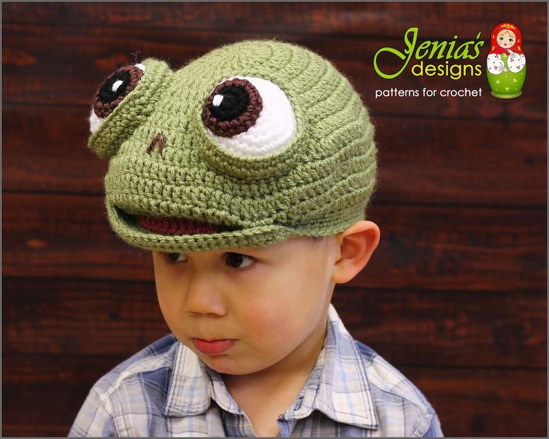 62f2ac6f3fb CROCHET PATTERN Crochet Turtle Hat Pattern Animal Hat