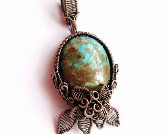 Heavenly Blue Tibetan Turquoise Necklace