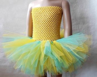 Tutu dress Tutus for girls Tutu skirt Tutu dress for girls Tutu baby Yellow tutu dress Green tutu Princess tutu Princess dress Tutu girls