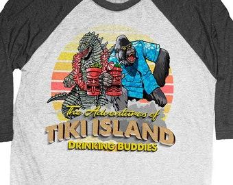 Funny Tiki Shirt