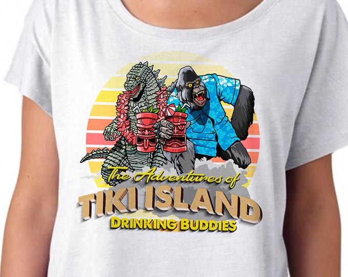 Womens Tiki Clothing