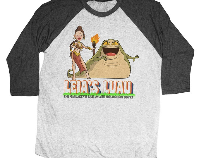 Classic Star Wars Tiki Shirt