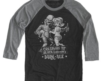 Creature from the Black Lagoon - Long Sleeve Shirt