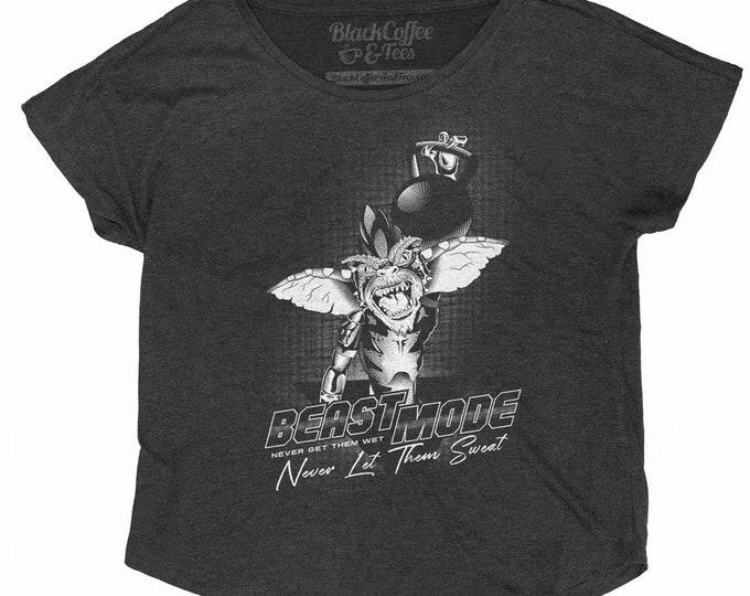 Gremlins Womens Gym Shirt