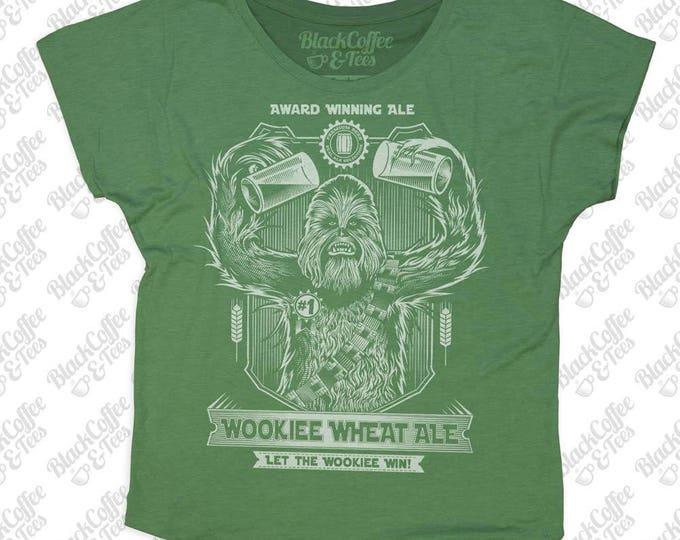 Saint Patrick's Day Shirt - Womens Star Wars Shirt - Craft Beer Shirt- Womens Beer Shirt