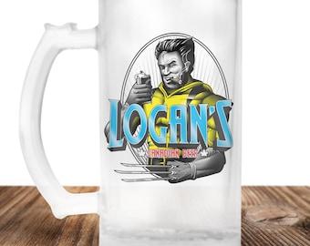 Wolverine Beer Mug - Wolverine - Logan Beer Stein