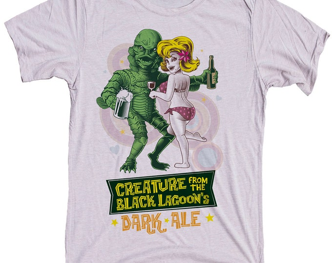 Creature from the Black Lagoon Shirt - Old Horror Film Shirt