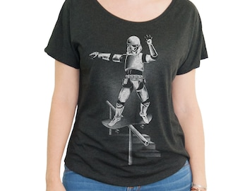 Womens Skateboard Shirt