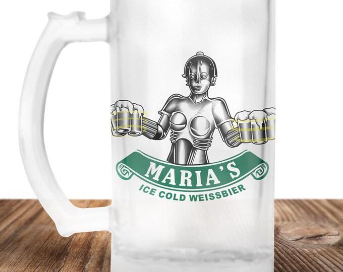 Maria Metropolis Beer Mug - Metropolis Beer Stein