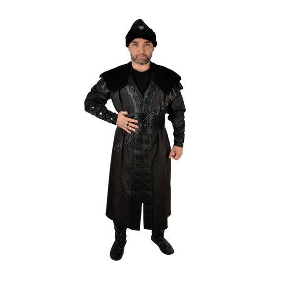 Brown dirilis Ertugrul costume for kids ME10587