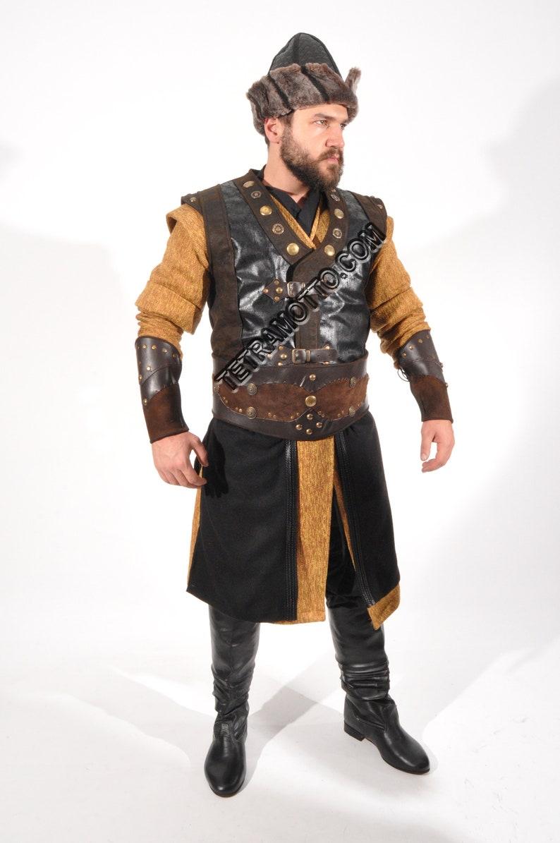 First class ottoman sultan costume full set dress costume ...