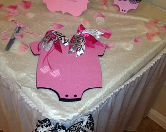 Baby Shower Sign In Book