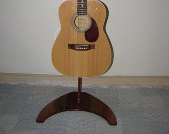 Custom Wood Guitar Stand 706