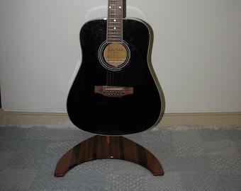 Custom Wood Guitar Stand 705