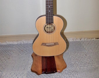 Custom wood Mandolin or Ukulele Stand # 616