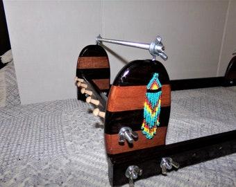 Expandable Wood Bead loom #3047