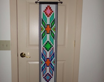 Large Beaded Wall Art