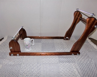 Expandable Upright Wood Bead loom #911