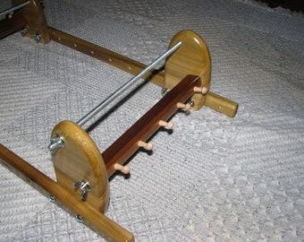 Expandable Wood Bead loom #2024