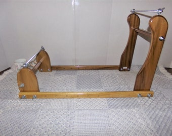 Expandable Upright Wood Bead loom #919