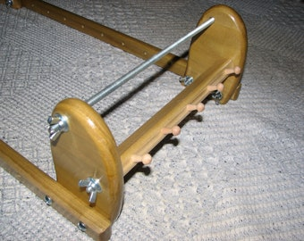 Expandable Wood Bead loom #2029