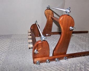Expandable Upright Wood Bead loom #975