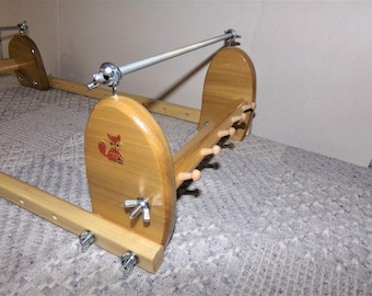 Expandable Wood Bead loom #3025