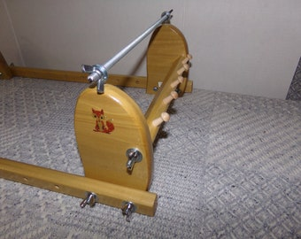 Expandable Wood Bead loom #3044