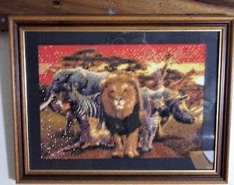 Wild Critters Diamond Painting