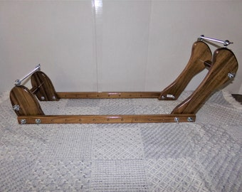 Expandable Upright Wood Bead loom #916