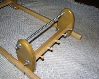 Expandable Wood Bead loom #2028