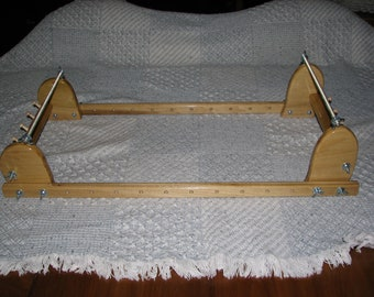 Expandable Wood Bead loom #3008