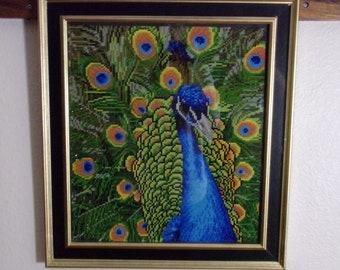 Peacock Diamond Painting