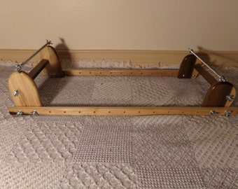 Expandable Wood Bead loom #3013