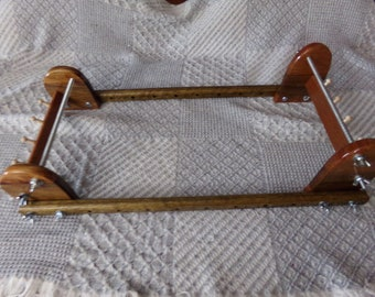 Expandable Wood Bead loom #1492