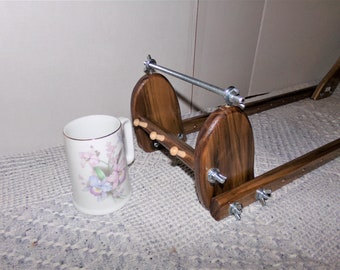 Expandable Upright Wood Bead loom #917
