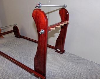 Expandable Upright Wood Bead loom #935