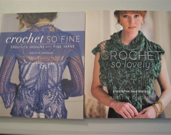 2 Crochet Books