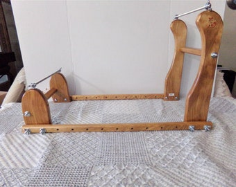 Expandable Upright Wood Bead loom #891
