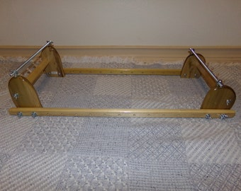 Expandable Wood Bead loom #3011
