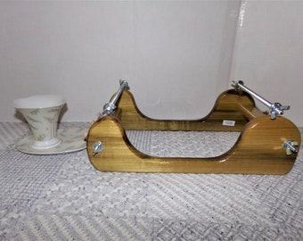 Stationary Portable Bead Loom # 1535