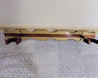 2 Banjo/Mandolin/Ukulele Wall Hanger #1413