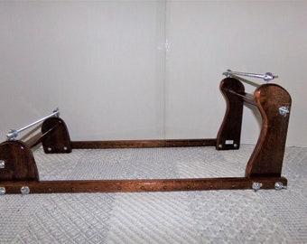 Expandable Upright Wood Bead loom #972