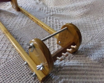 Expandable Wood Bead loom #1498
