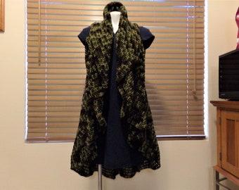 Camouflage Crochet Circular