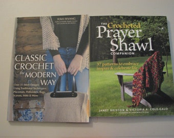 2 Crochet Specialty Books for the Price of 1!