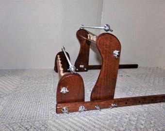 Expandable Upright Wood Bead loom #529