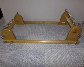 Expandable Wood Bead loom #3045