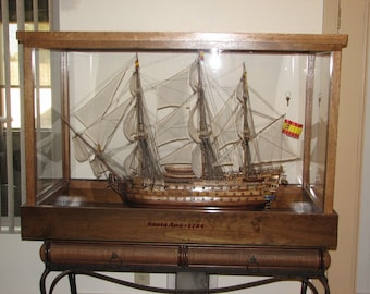 Santa Ana Sailing Ship